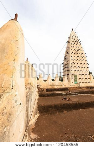 Mosque In Bobo-dioulasso