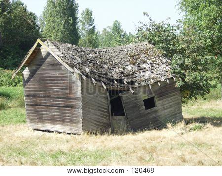 Old Building Sagging