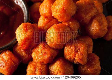 Homemade Sweet Potato Tater Tots