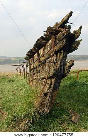 Barge Hulk