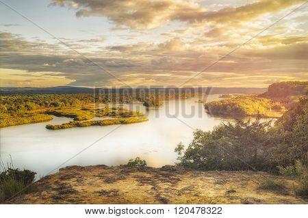 Evening Falls