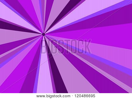 Rays Radius Background Purple Violet