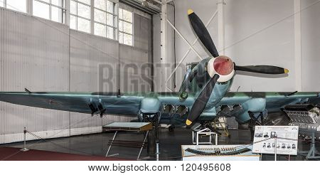 Il-2-armored Striker(1939).max.speed,km/h-400. The Il-2 Is The Most Mass Produced Striker