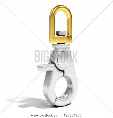3D Trigger Snap Hook