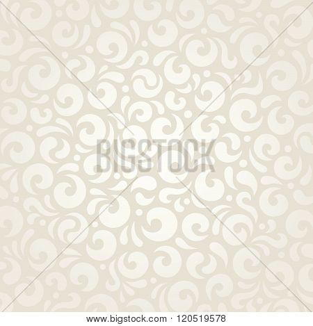 Wedding Retro pale pattern design