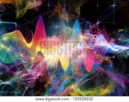 Evolving Sound Wave