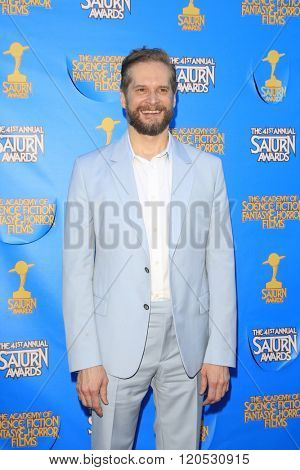 BURBANK - JUN 25: Bryan Fuller at the 41st Annual Saturn Awards at The Castaway on June 25, 2015 in Burbank, California,