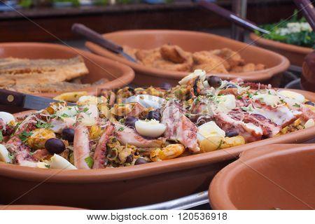 Traditional Brazilian Feijoada