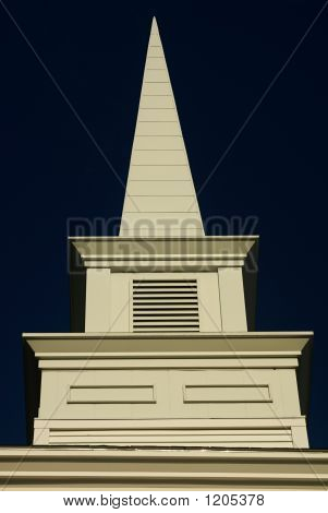 Steeple Perspective