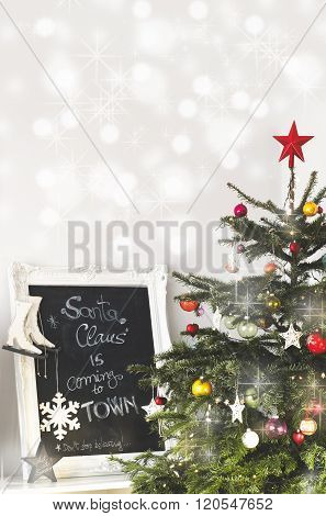 Christmas Interior Decoration