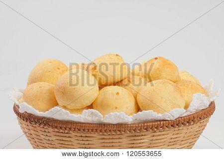 Traditional Brazilian Cheese Bread