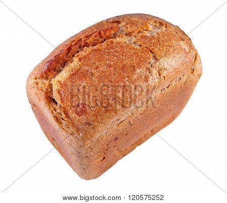 Wheat bread with tomato