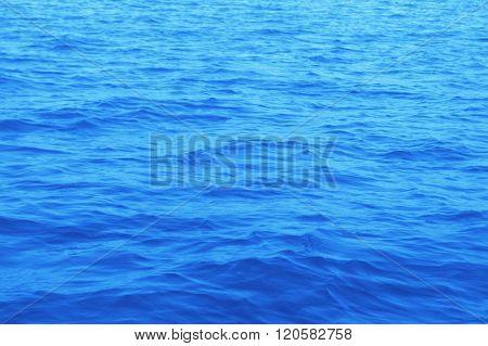 Ocean Water Surface Texture, Deep Sea Waves