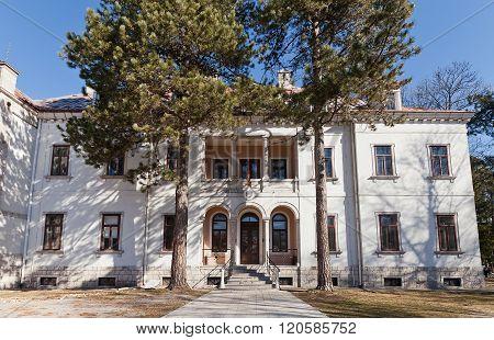 Former Austrian-hungarian Embassy In Cetinje, Montenegro