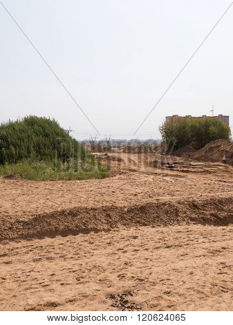 Road Construction, Russia