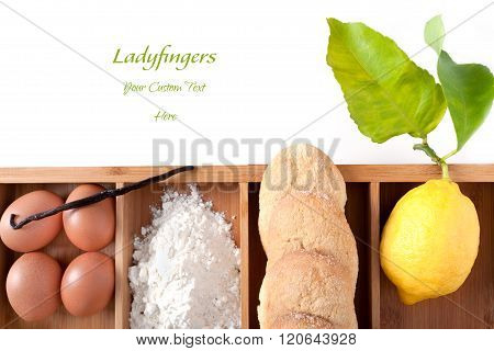 Savoiardi Ingredients