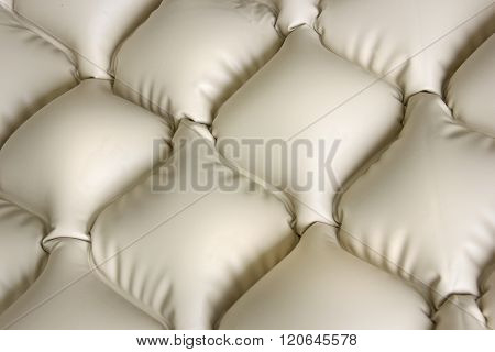 Mattress inflatable that does not allow bedsores