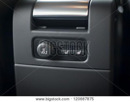 12V Power Outlet Socket