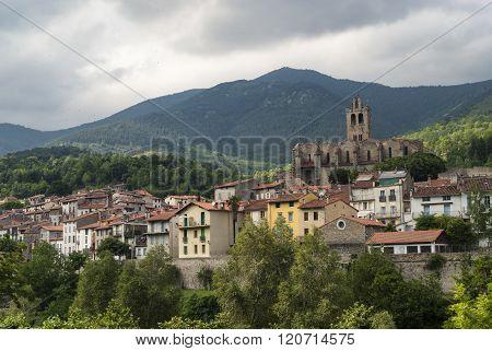 Prats-de-mollo-la-preste (pyrenees, France)