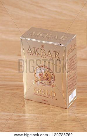 Akbar tea