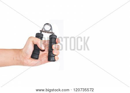The Man's Hand Handle With Handgrip