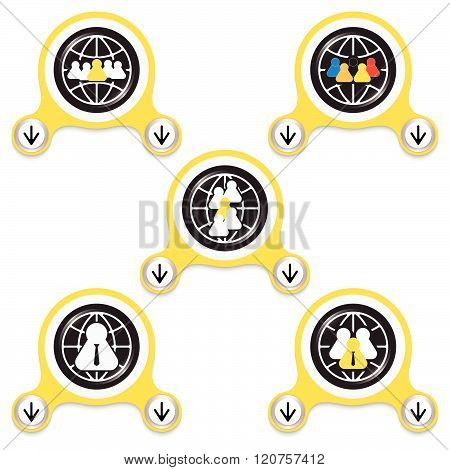 Peoples Symbols
