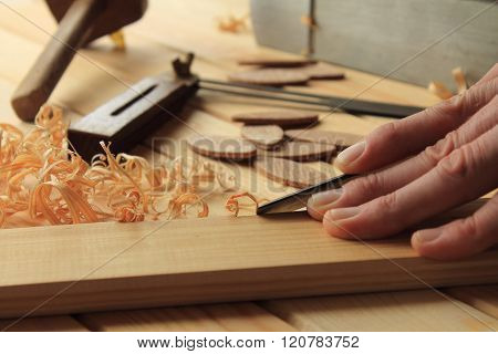 Carpentry and Joinery tools