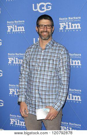 SANTA BARBARA - FEB 4:  Tony Lillios at the 31st Santa Barbara International Film Festival - Maltin Modern Master on February 4, 2016 in Santa Barbara, California