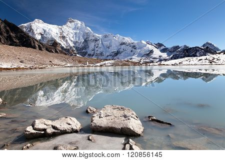 Chakung Peak Or Mount Hungchhi (7029M)