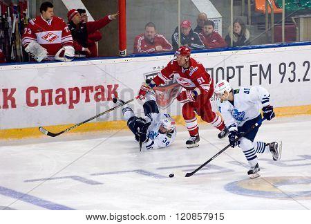 Victor Alexandrov (34) Fall Down