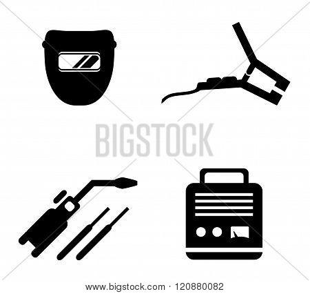 welding equipment set