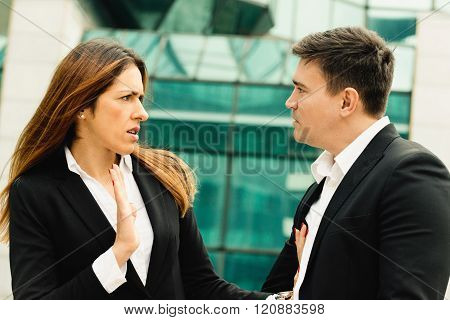 Sexual Harassment On Work