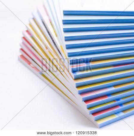 New Photo Books Stack