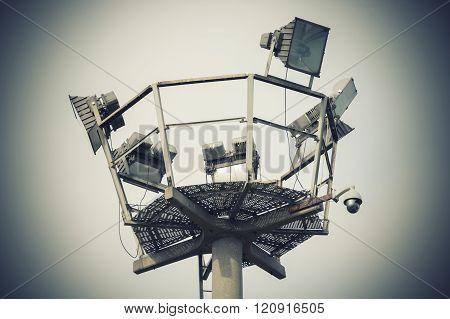 Surveillance Tower