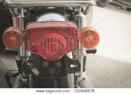 Motorcycle Tail Lights