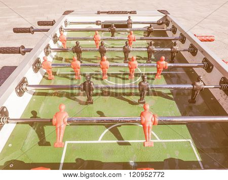 Table Football Vintage