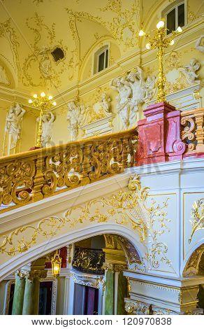 The Theatre Interiors