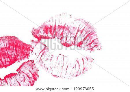Beautiful sample cosmetics.