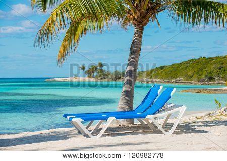 Bahamas Coco Cay Caribbean Island luxury beach oasis