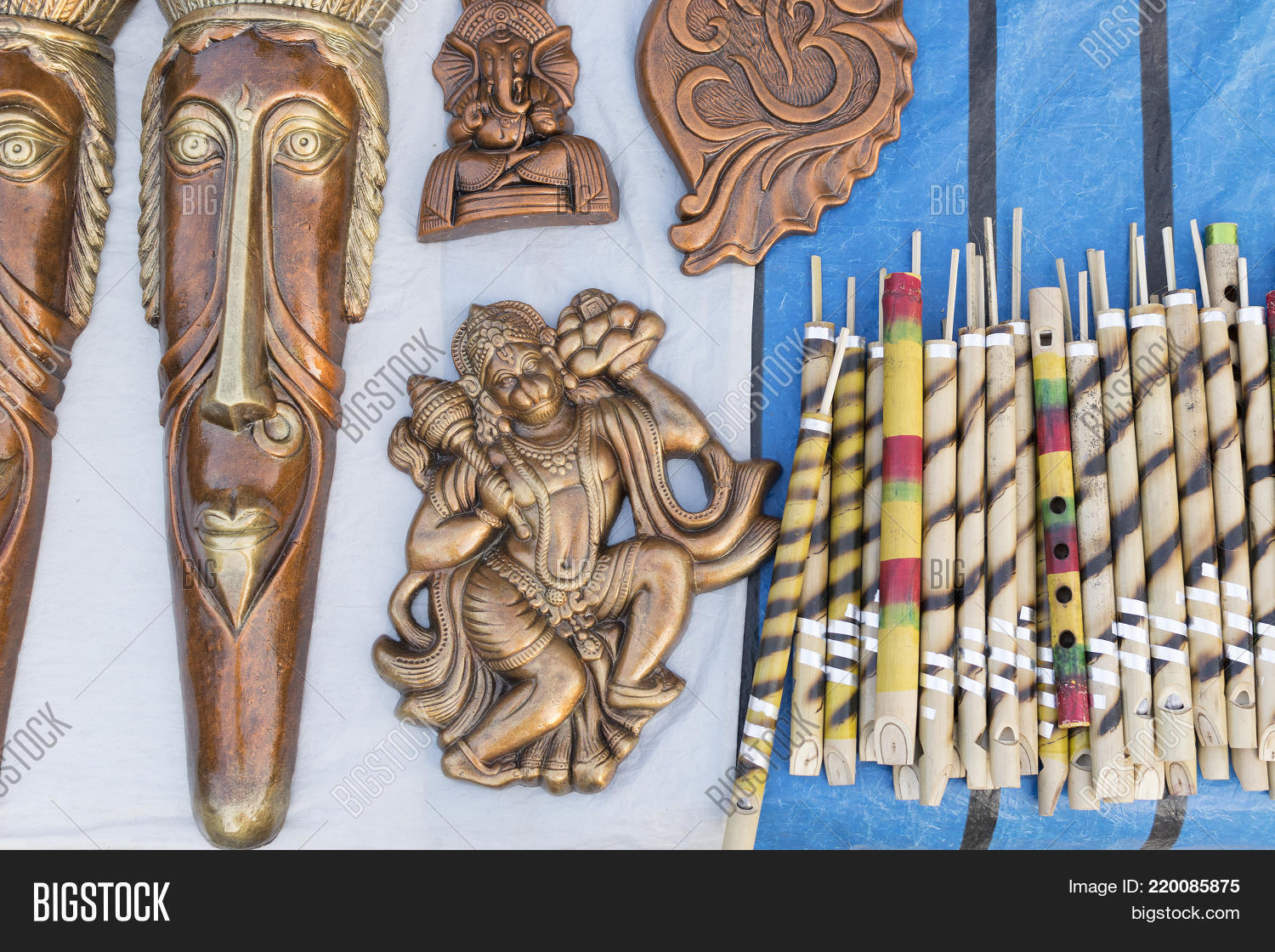 Clay Made Miniatures Image Photo Free Trial Bigstock