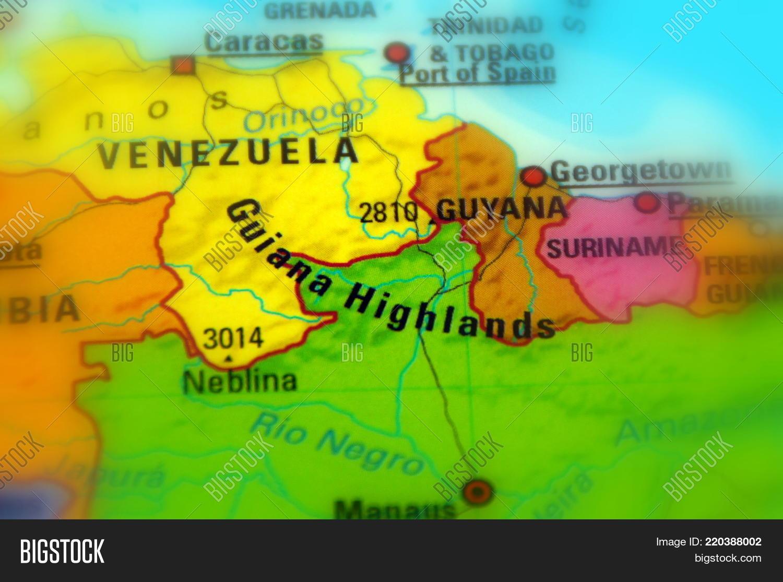 Guiana Highlands, Image & Photo (Free Trial) | Bigstock