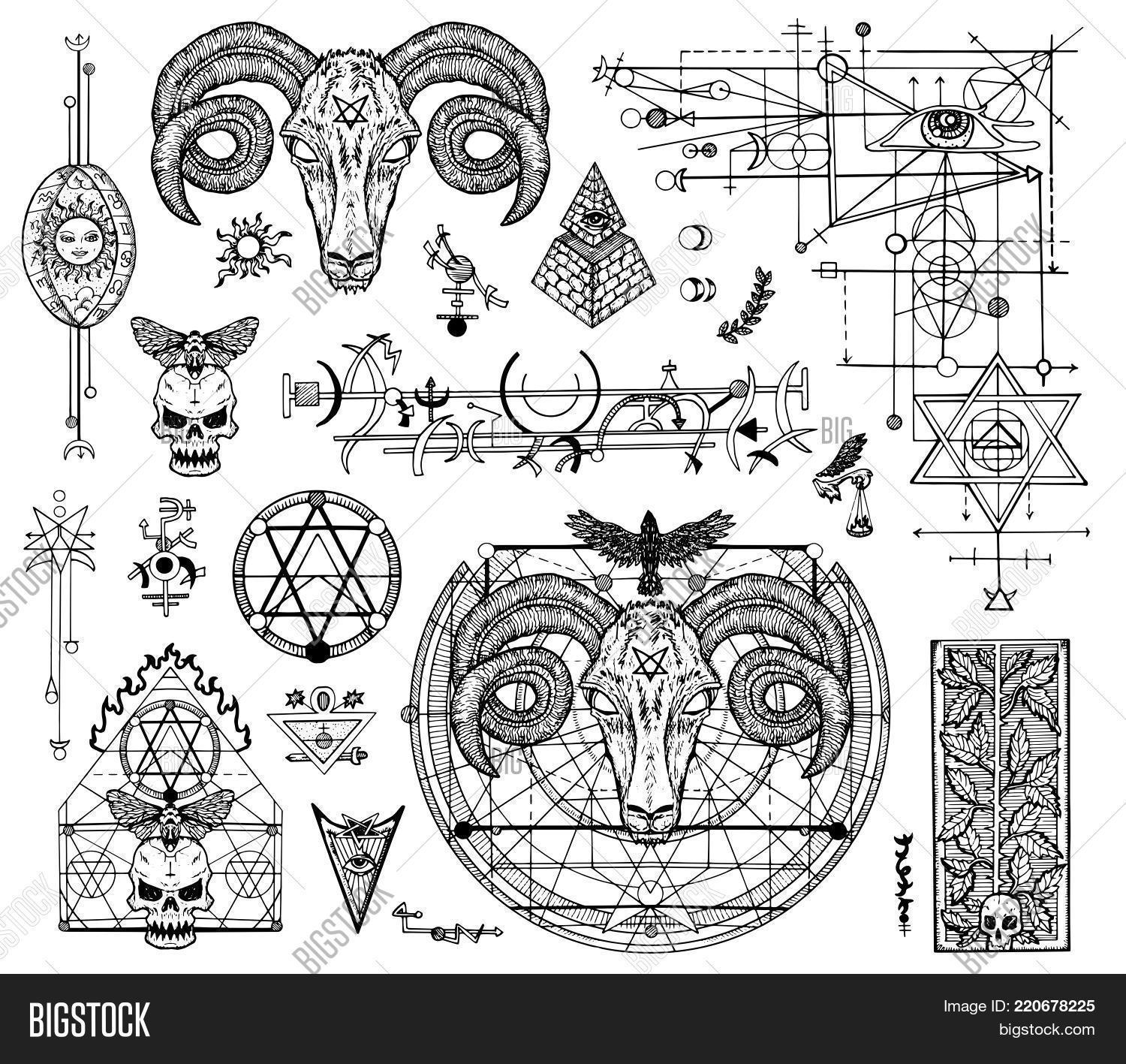 Design Set Graphic Vector Photo Free Trial Bigstock