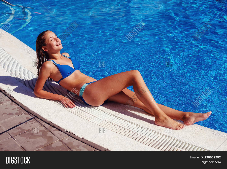 Bikini outdoor teen pictures consider, that