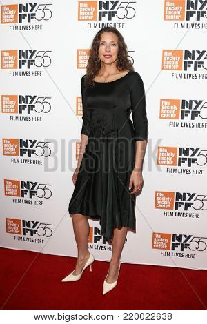 NEW YORK-OCT 1: Rebecca Miller attends the screening of