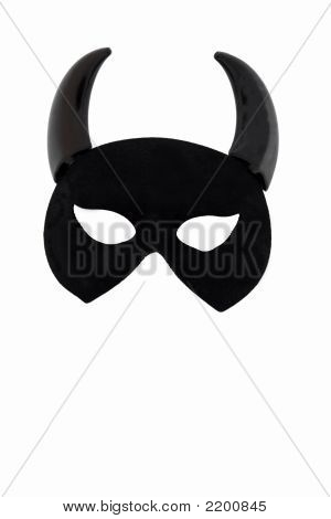 Black Devils Mask
