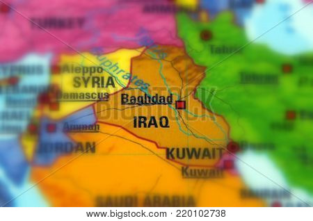 Iraq, officially known as the Republic of Iraq