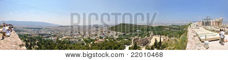 parthenon famous european tourist  travel destination in greece athens