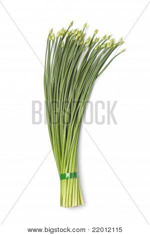 Bunch Of Garlic Chives
