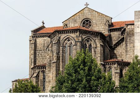 Church of Saint Francis is the most prominent Gothic monument in Porto, Portugal, being also noted for its outstanding Baroque inner decoration.