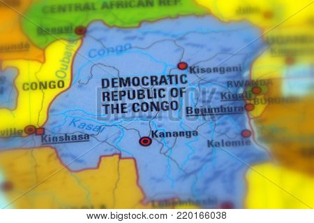 Congo, officially The Democratic Republic of the Congo also known as Zaire.